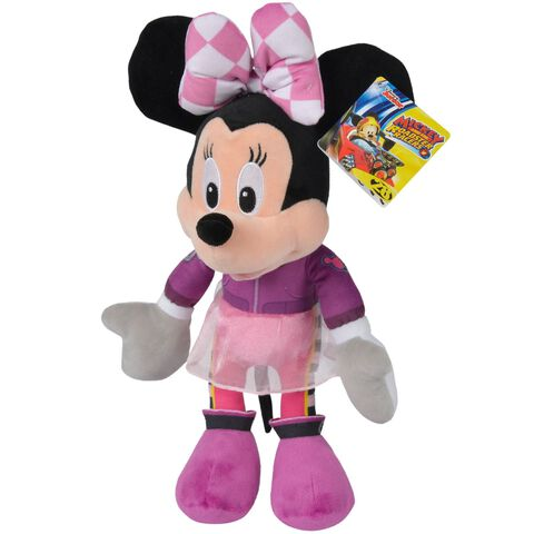 Peluche - Mickey - Minnie Top Départ 25 cm