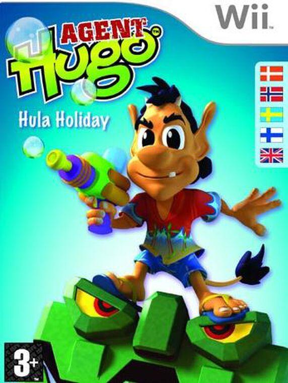 Agent Hugo, Hula Holiday