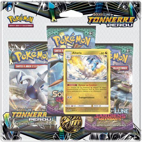 Cartes Pokémon - Soleil et Lune - Tonnerre Perdu
