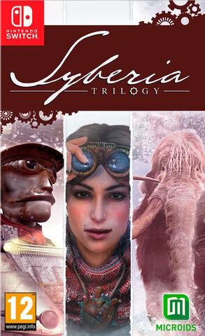Syberia Trilogy (exclusivité Micromania)