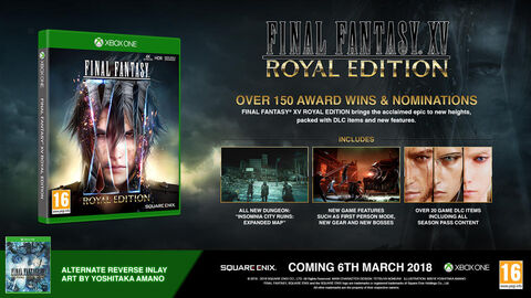 Final Fantasy XV Edition Royale - Jeu complet - Version digitale