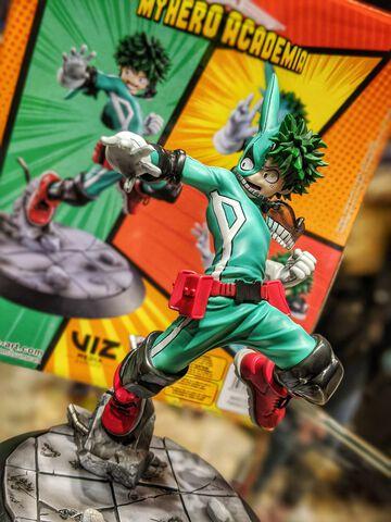Statuette Tsume Xtra - My Hero Academia - Izuku Midoriya