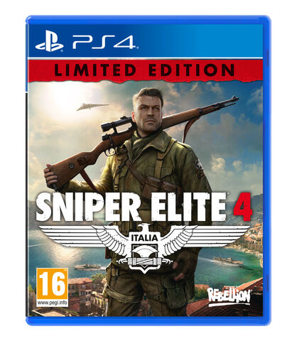 Sniper Elite 4 - Incluant DLC