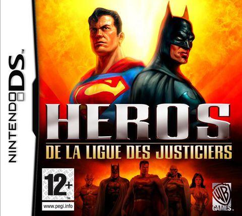 Heros De La Ligue Des Justiciers