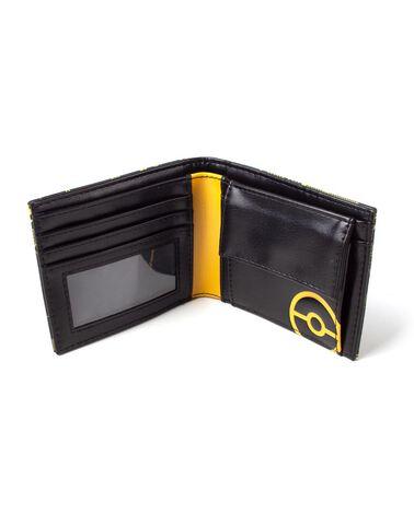 Portefeuille - Pokemon - Pikachu Manga Bifold Wallet