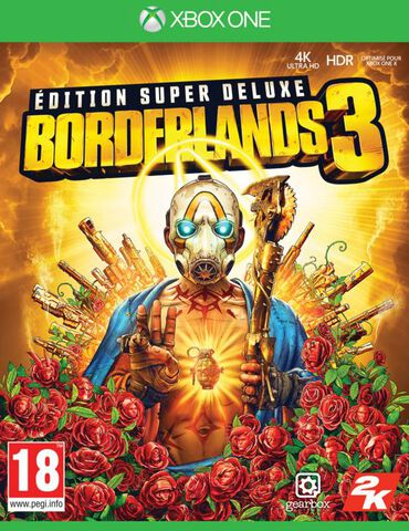 Borderlands 3 Super Deluxe