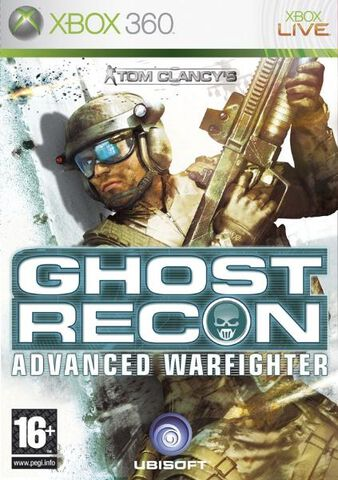 Ghost Recon Adv Warfighter Premium