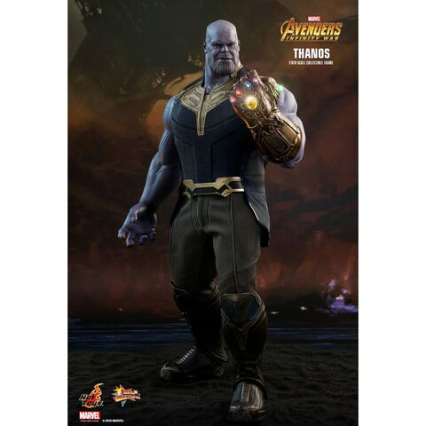 Figurine Hot Toys - Avengers : Infinity War - Thanos 41,5 cm