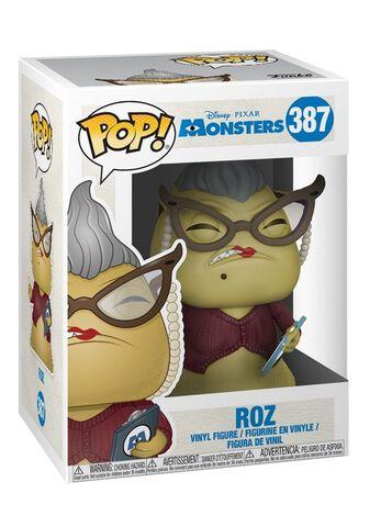 Figurine Funko Pop! N°387 - Monstres Et Cie - Roz