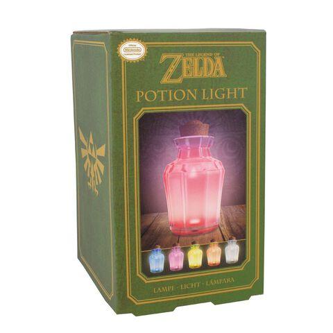 Lampe - Zelda - Potion