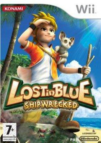 Lost In Blue, Shipwrecked