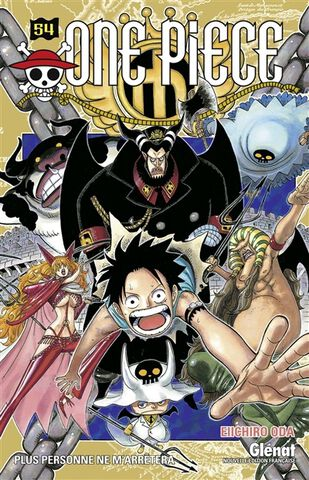 Manga - One Piece - Edition Originale Tome 54