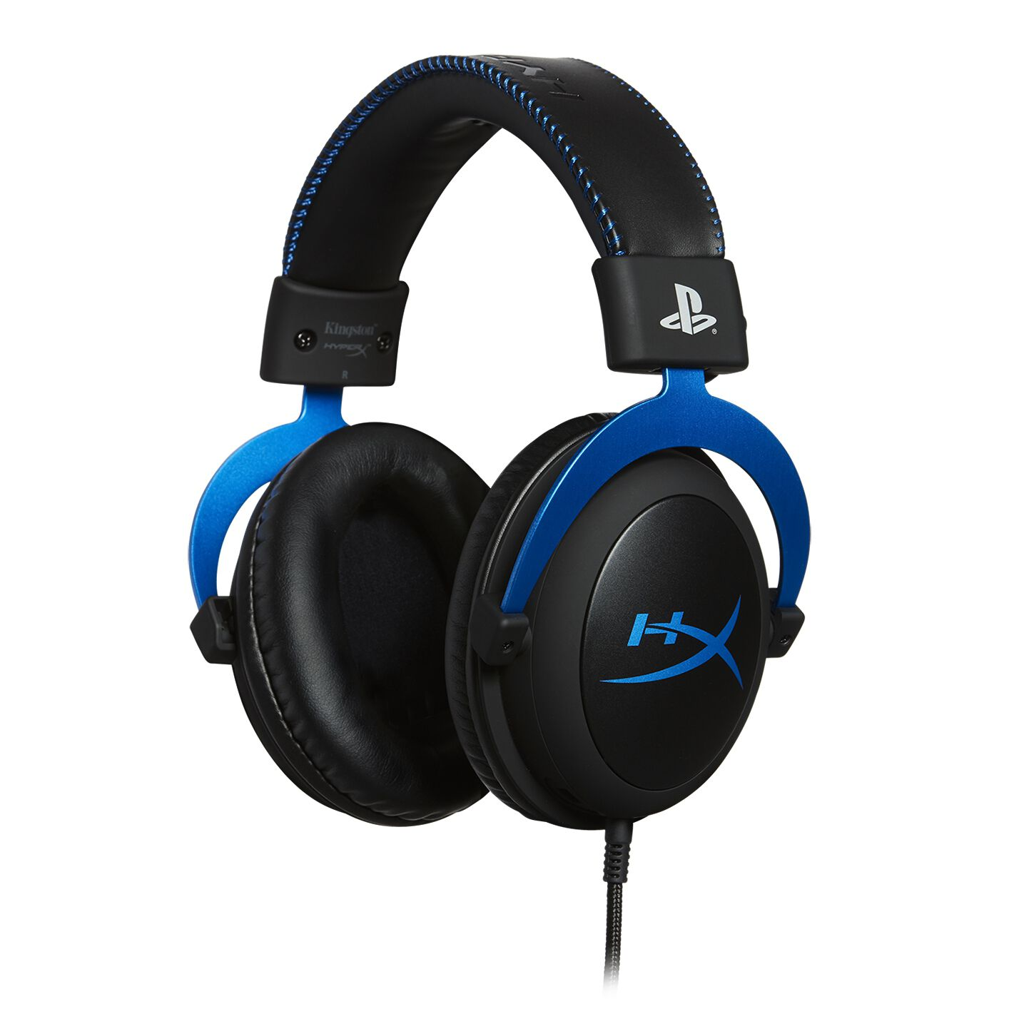 casque sony bleu et noir micromania