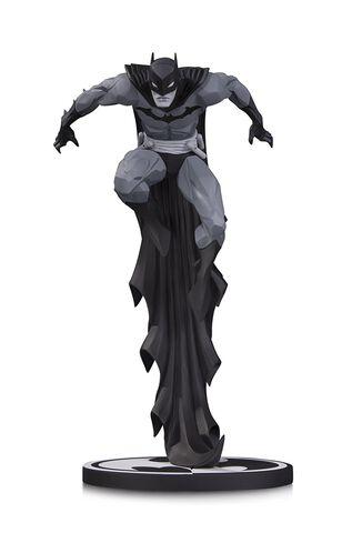 Statuette Dc Collectibles - Batman Black And White - Batman Par Jonathan Matthew