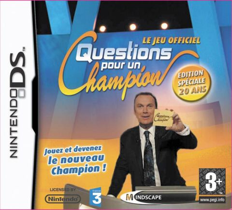 Questions Pour Un Champion 20 Ans