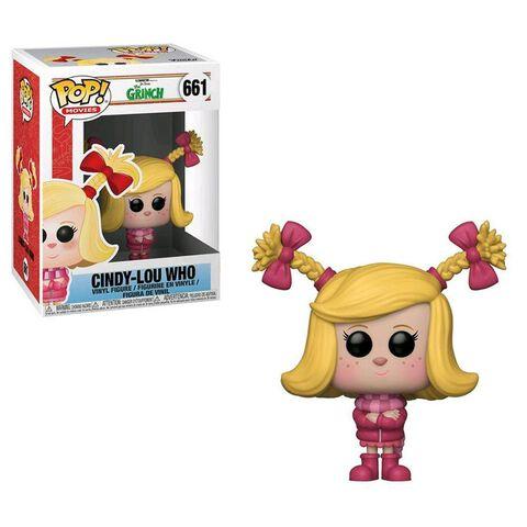 Figurine Funko Pop! N°661 - Le Grinch 2018 - Cindy Lou Who