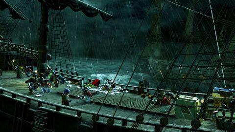 Lego Pirates Des Caraibes : Le Jeu Vidéo