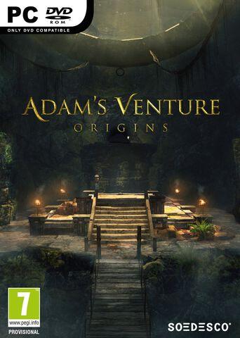 Adam's Venture : Origins