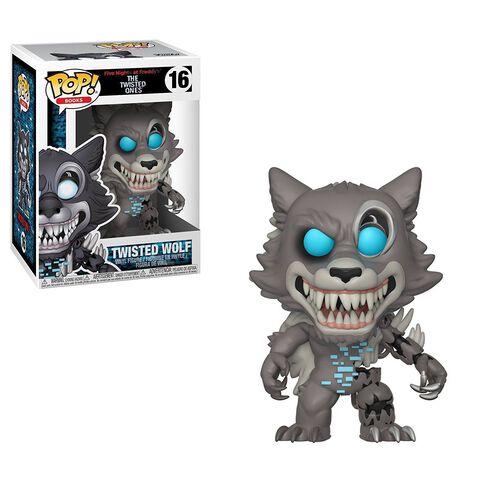 Figurine Funko Pop! N°16 - Five Nights At Freddy's - Twisted Wolf