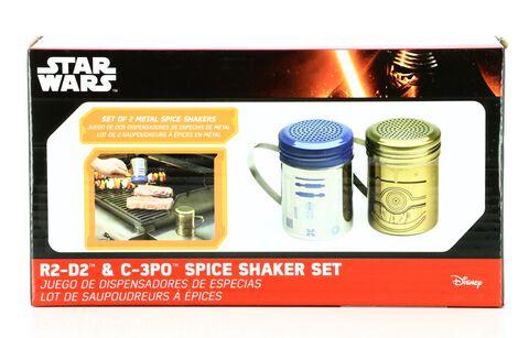 Pot à épices - Star Wars - R2-D2 et C-3PO - Exclusivité Micromania-Zing
