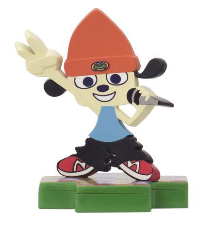 Figurine Totaku - Parappa The Rapper - Parappa (exclu Gs)