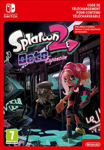 Splatoon 2 - Dlc - Octo Expansion