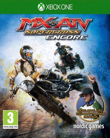 MX vs ATV Supercross Encore