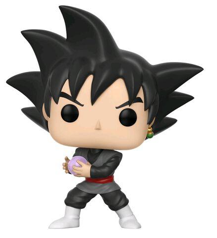 Figurine Funko Pop! N°314 - Dragon Ball Super - Goku Black