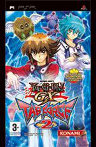 Yu-gi-oh ! Gx Tag Force 2