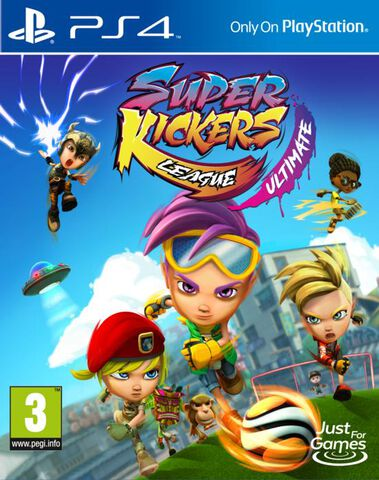 Super Kickers League Ultimate Edition