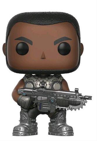 Figurine Funko Pop! N°198 - Gears Of War - Augustus Cole