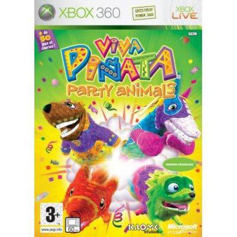 Viva Pinata, Party Animals