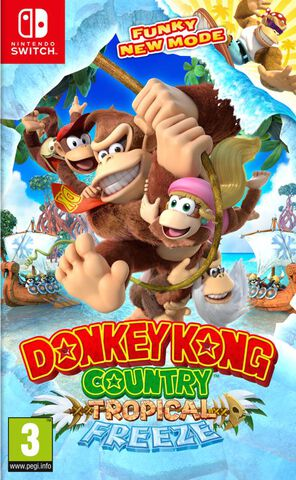 Donkey Kong Country : Tropical Freeze