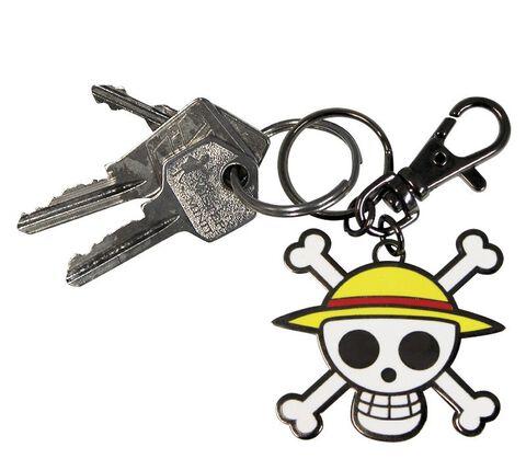 Porte-clés Skull Luffy : One Piece