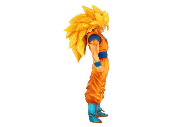 Figurine Grandista Nero - Dragon Ball Z - Goku en Super Saiyan 3
