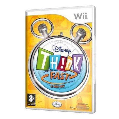 Disney Think Fast, Le Maxi Quiz