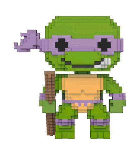 Figurine Funko Pop! N°05 - Tortues Ninja - Donatello 8 Bit