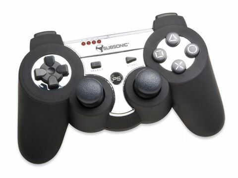 Manette Ps3 Subsonic