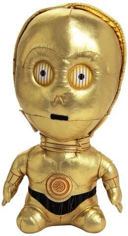 Peluche - Star Wars - C-3PO 23 cm