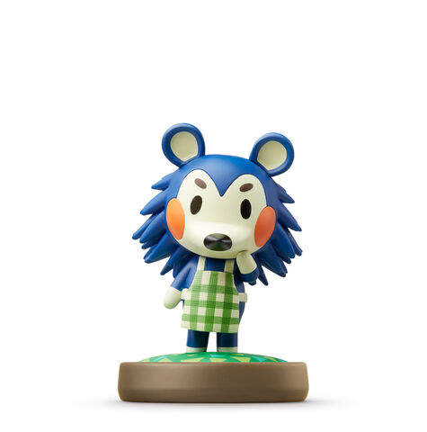 Figurine Amiibo Animal Crossing Layette