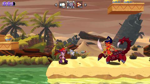 Shantae Half Genie Hero Ultimate