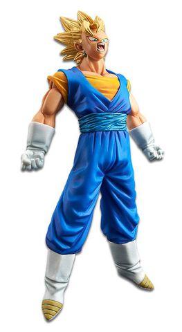 Statuette Dxf - Dragon Ball Super - The Super Warriors - Super Saiyan Vegetto