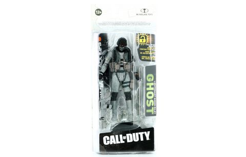Statuette Mc Farlane  - Call of Duty - Simon Ghost Riley Variant Exclusive Incl.
