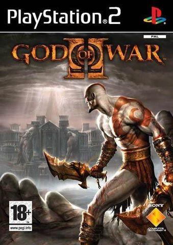 God Of War 2 Platinum