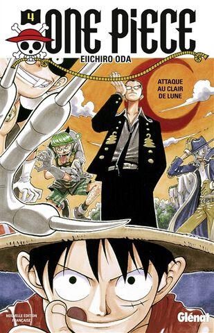 Manga - One Piece - Edition Originale Tome 04