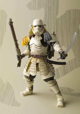 Figurine Figuarts - Star Wars - Sandtrooper Teppou Ashigaru