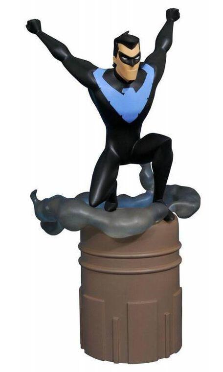 Statuette Diamond Select - The New Batman Adventures Gallery - Nightwing 25 cm