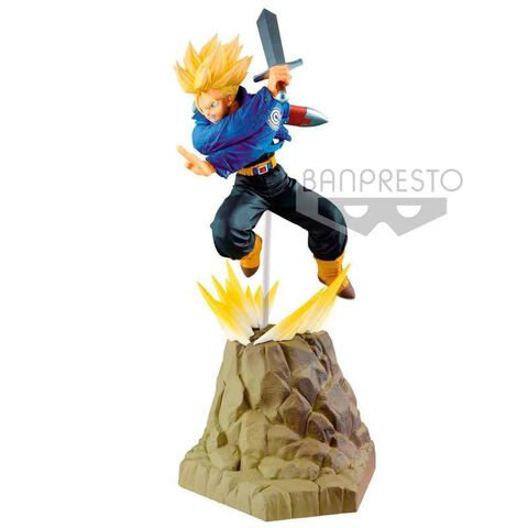Figurine - Dragon Ball Z - Absolute Perfection Trunks