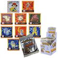 Stickers - Pokémon - Personnages anglais