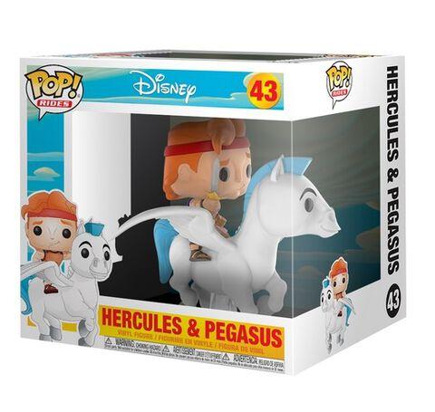 Figurine Toy Pop N°43 - Hercule - Ride Hercule et Pégase